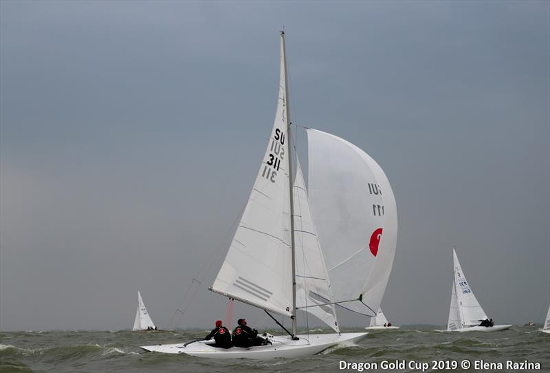 Day 4 - 2019 Yanmar Dragon Gold Cup - photo © Elena Razina