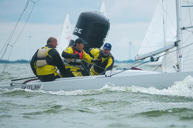 Day 5 - 2019 Yanmar Dragon Gold Cup - photo © Eric van den Bandt