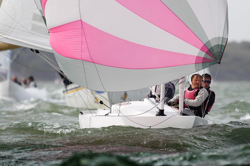 Jerboa in the Cowes Town Regatta on final day of Cowes Week 2019 - photo © Paul Wyeth / CWL