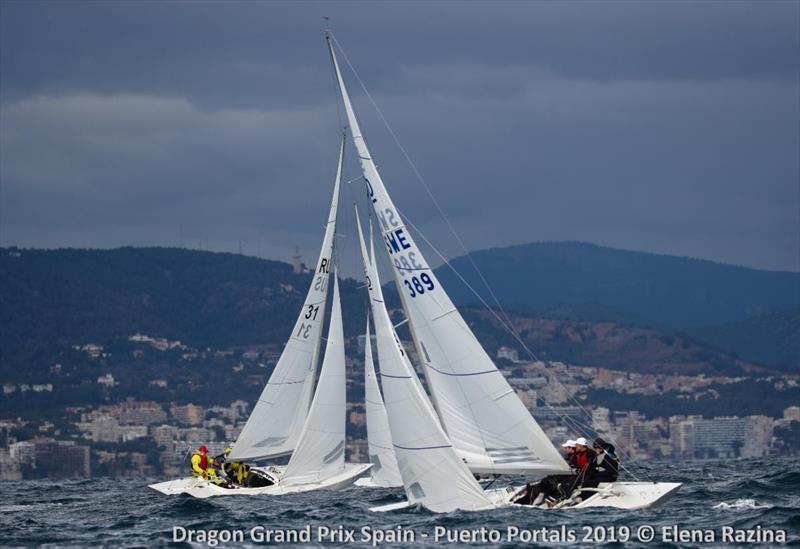 2019 Dragon Grand Prix Spain - Day 1 - photo © Elena Razina