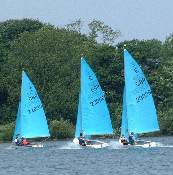 Speed Sails Enterprise Open At Midland Sailing Club