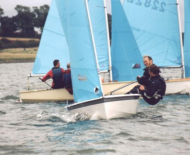 Enterprise Open at Northampton Sailing Club
