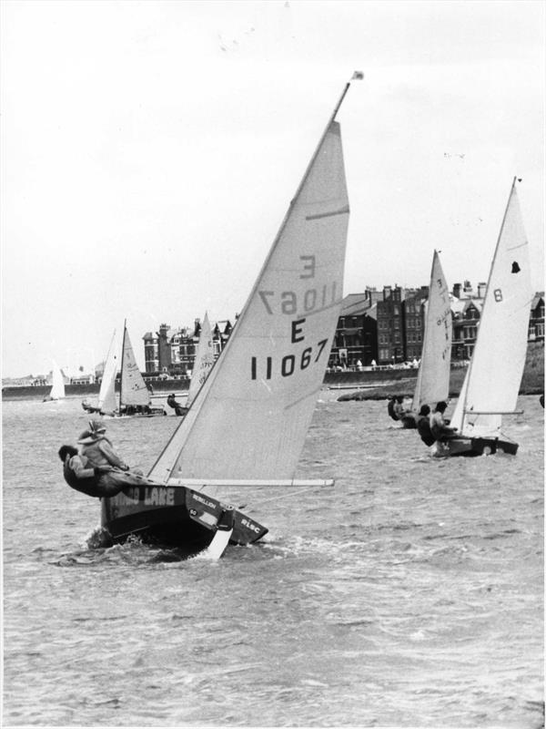 An early Rudyard Lake SC team at the West Lancs 24 hour race - photo © WLYC