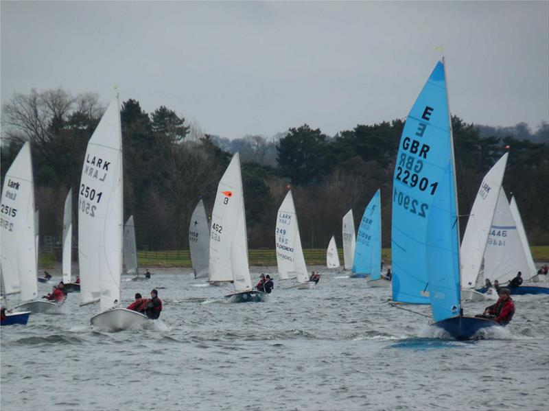 Shustoke Gauntlet - photo © Shustoke Sailing Club