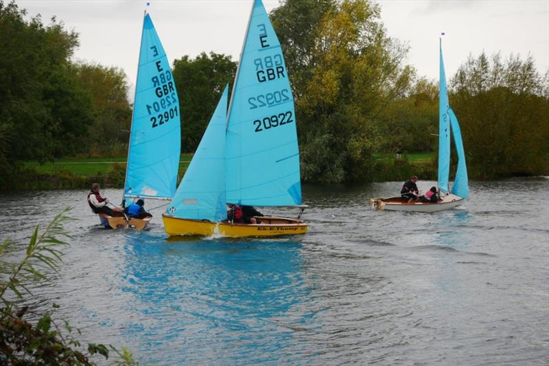 Enterprise Midland Area Double Chine Series Round 7 at Emberton Park Sailing Club