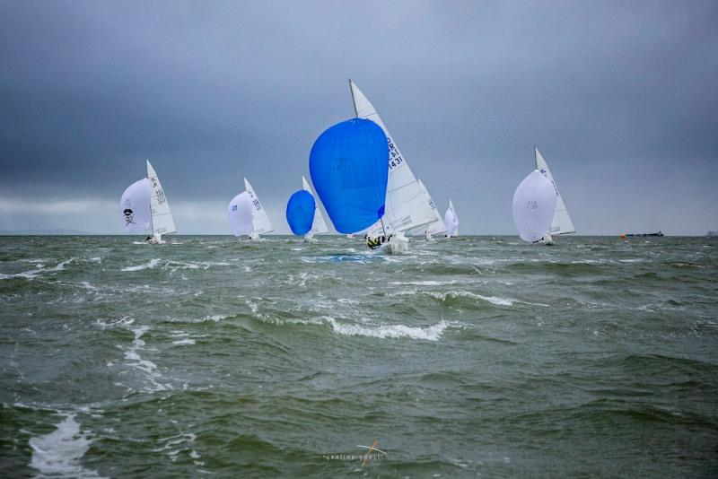 2019 Etchells British Open and National Championship - photo © Sportography.tv