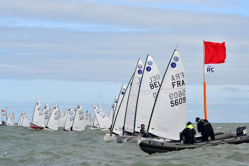 Belgian Europe Nationals at Royal North Sea Yacht Club