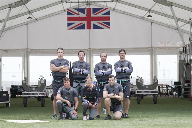 Great Britain SailGP Team confirms Season 2 squad and female development programme