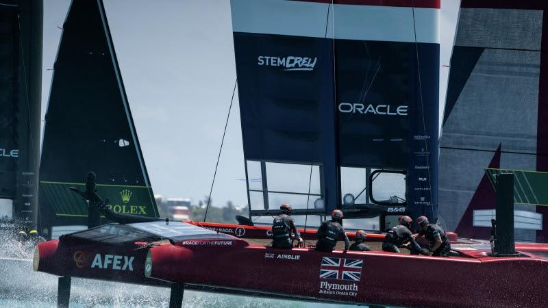 Climate change digital education resource launched by Sir Ben Ainslie's Great Britain SailGP Team