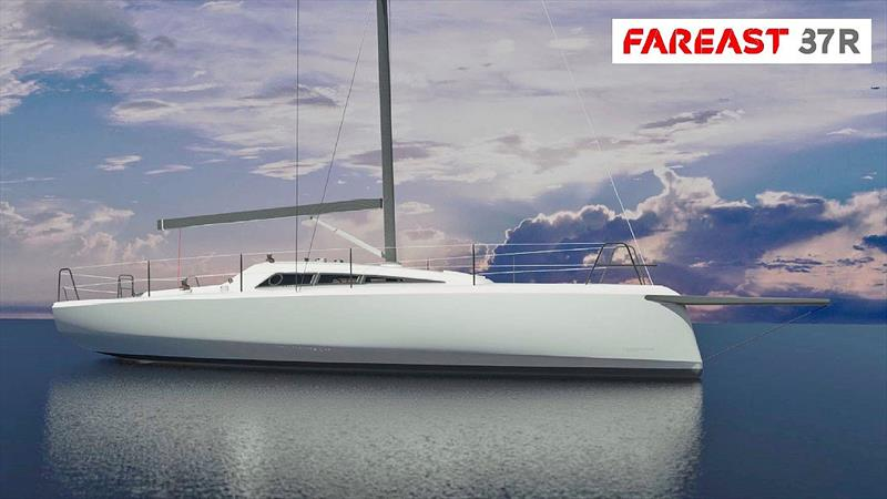 The new FarEast37R photo copyright FarEast Yachts taken at  and featuring the  class