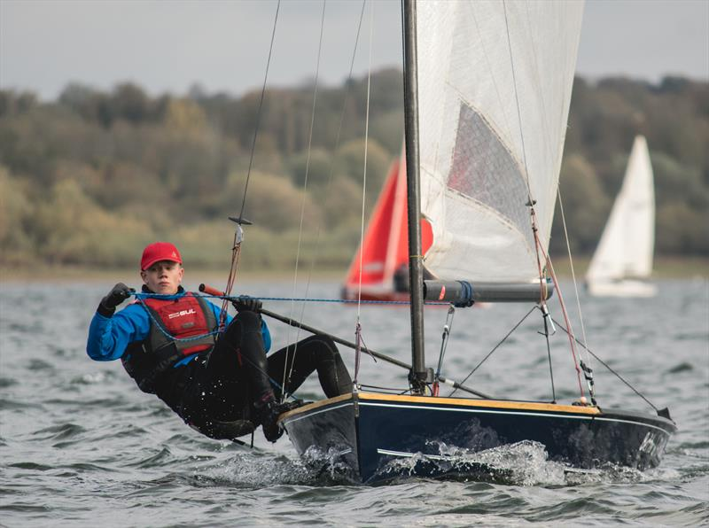 Max Dixey (Swansea) in his Farr 3.7 during the BUCS Fleet Racing Championships - photo © Tony Mapplebeck