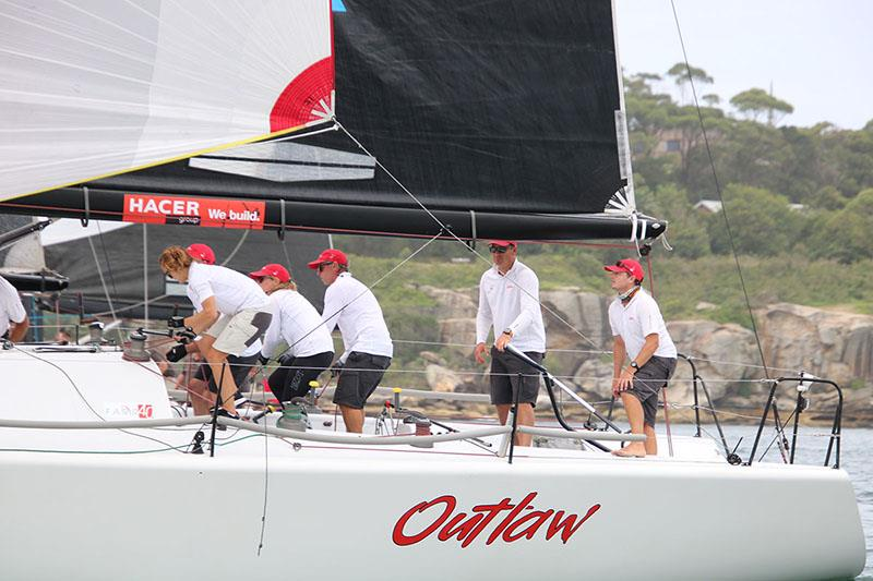 2019 Farr 40 NSW State Title - photo © Jennie Hughes