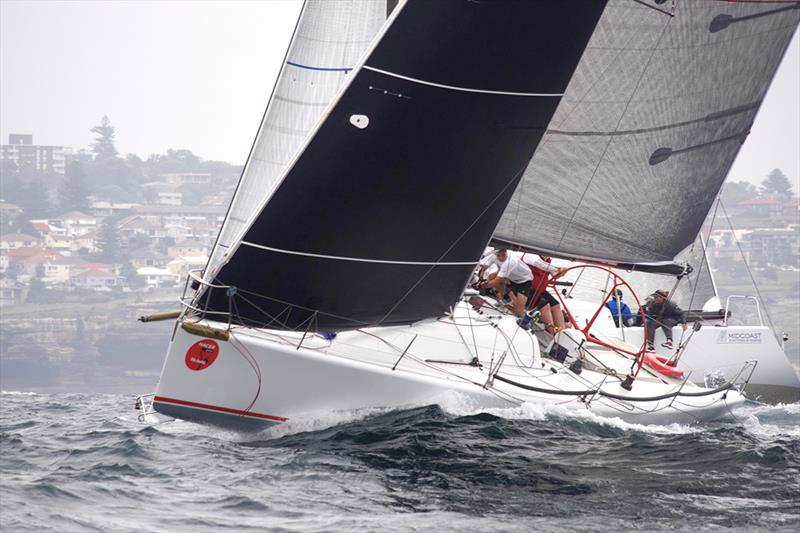 Forty and Good Form behind - 2019 Farr 40 Australian Open Series National Championship - photo © Tilly Lock