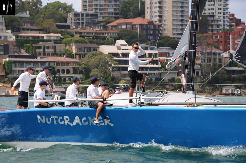 Farr 40 One Design Nutcracker - photo © Race Yachts