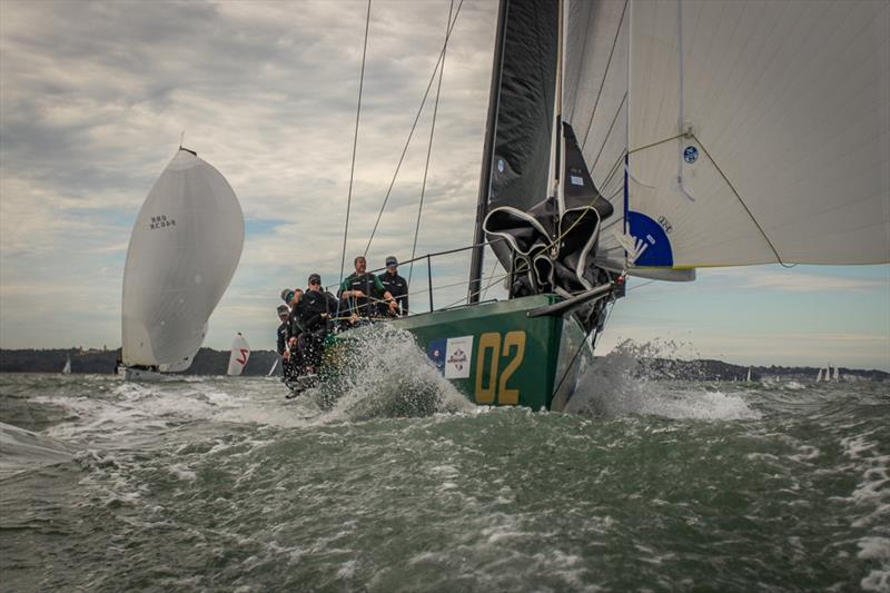 2018 FAST40+ Race Circuit Round Six in the Solent - photo © Gordon Upton