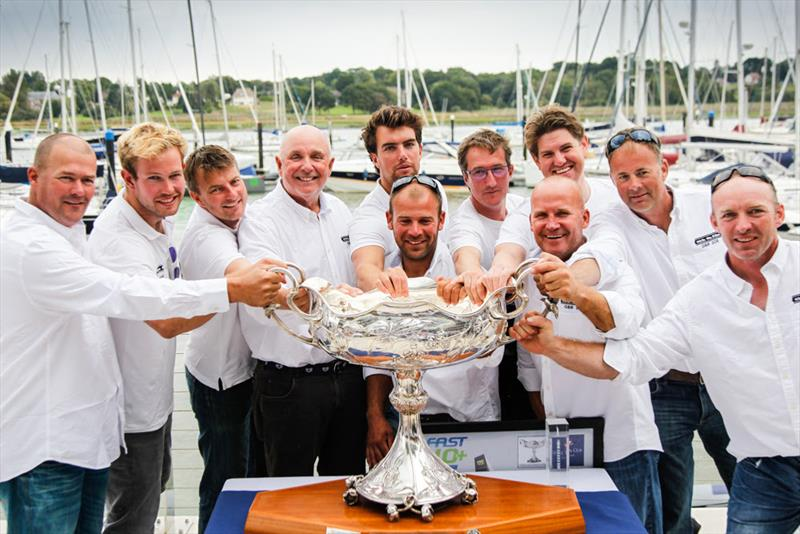 The One Ton Cup is steeped in history and reputation in the world of yacht racing. - photo © Paul Wyeth