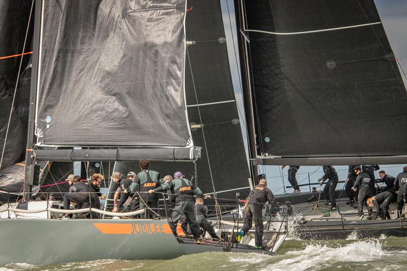 2018 Wight Shipyard One Ton Cup - Day 2 - photo © VR Sport Media
