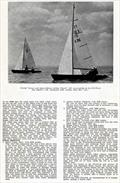 Extracts from Flying Dutchman Bulletin no.22 - November 1959 © Whitstable YC