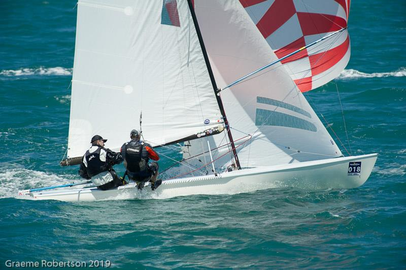 Flying Dutchman: Hungarian crew win 13th World title