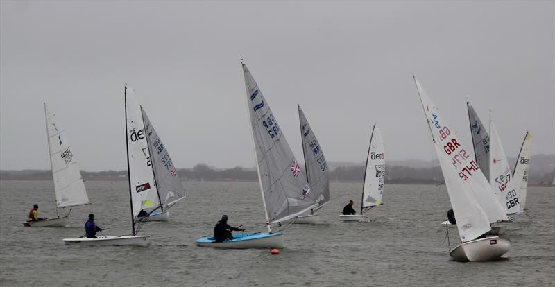 Highcliffe SC Icicle Open Series day 1 - photo © Sarah Desjonqueres