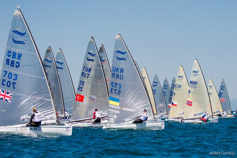 Entry open for 2019 Finn Europeans and Tokyo 2020 Qualifier