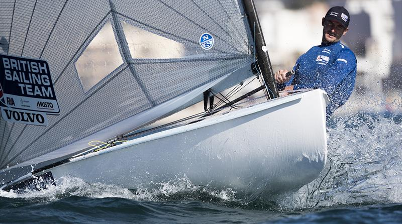GB sailors ready to rule the waves at Tokyo 2020 test event