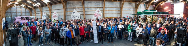 300 Finn sailors and supporters stand behind the letter to World Sailing - photo © Robert Deaves