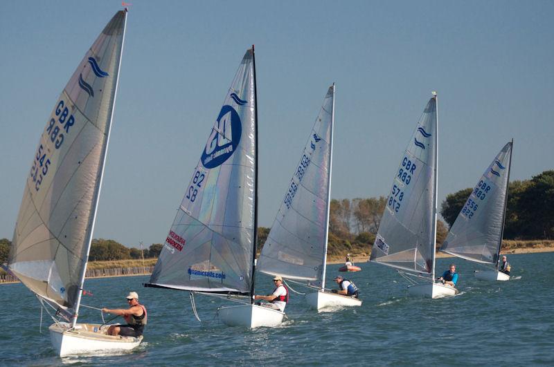 Finn Open at Bosham Sailing Club