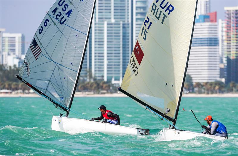 2018 World Cup Series, Miami - photo © Richard Langdon / Sailing Energy