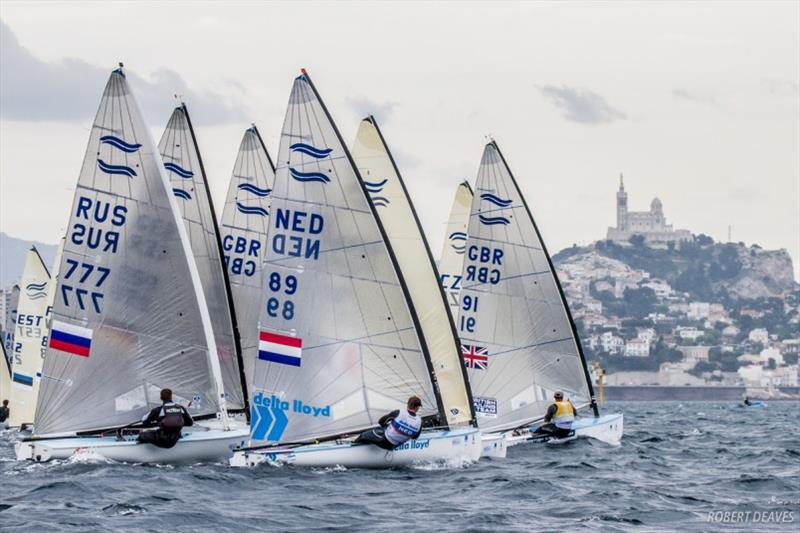 2017 Europeans in Marseille - photo © Robert Deaves