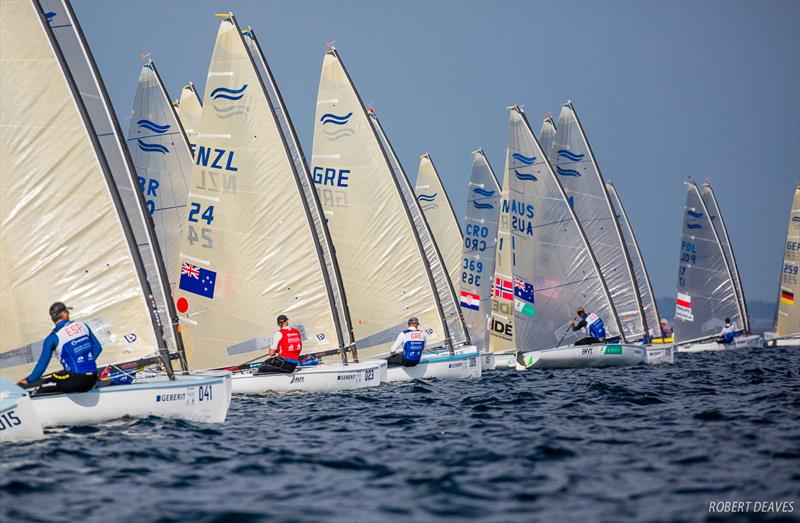 2018 Hempel Sailing World Championships Aarhus - photo © Robert Deaves