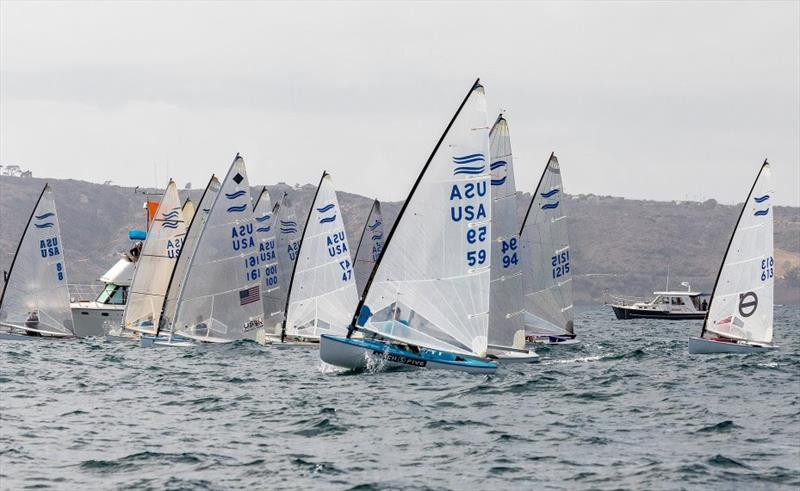 2018 San Diego Olympic Classes Regatta - photo © Cynthia Sinclair