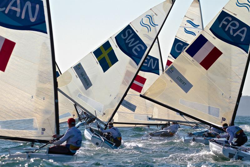 2024 Olympics: World Sailing Council votes Finn out - Day 1