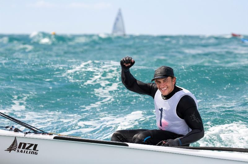 New Zealand's Finn sailor Andy Maloney - 50 Trofeo Princesa Sofia Iberostar, Day 6 - photo © Sailing Energy / Trofeo Princesa Sofia IBEROSTAR