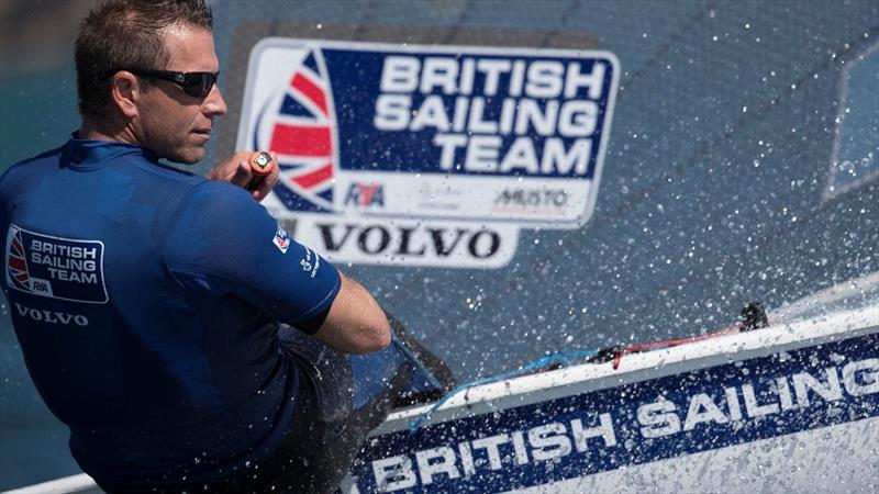 Ed Wright - photo © Lloyd Images / British Sailing Team