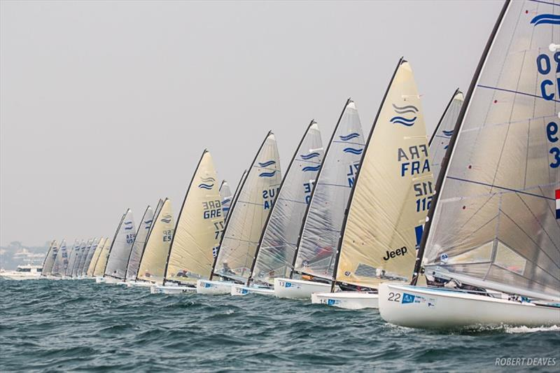 Entry now open for the 2020 Finn Gold Cup in Palma