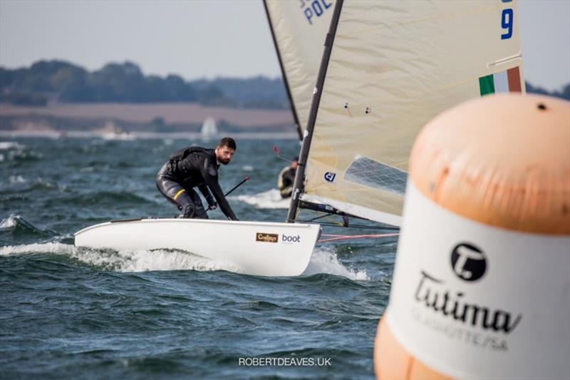 Oisin McClelland - Kieler Woche 2020 - photo © Robert Deaves