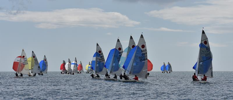 Gul Fireball Nationals at Torbay day 4 - photo © Tanya Hutchings
