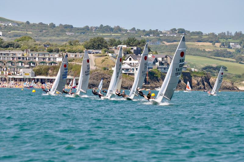GJW Direct Abersoch Dinghy Week 2019