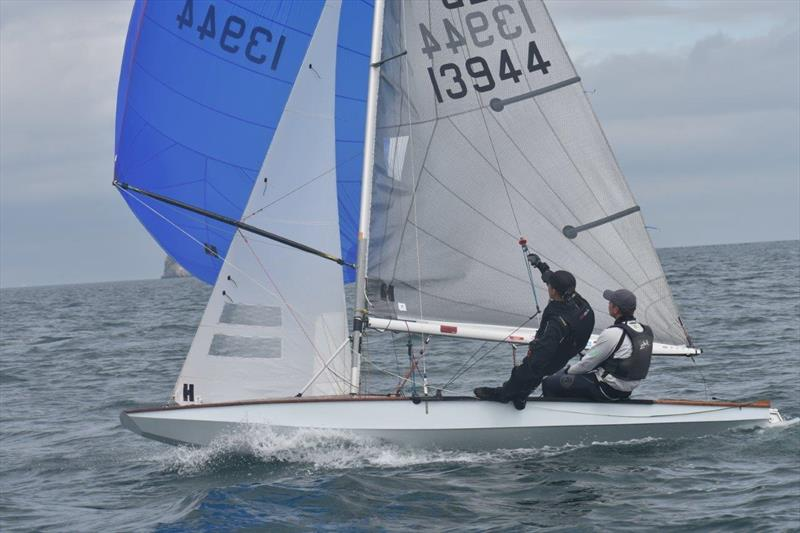 The Fireball Under 26 Championship takes place at Blackwater SC on 14-15 September 2019 - photo © Tania Hutchings
