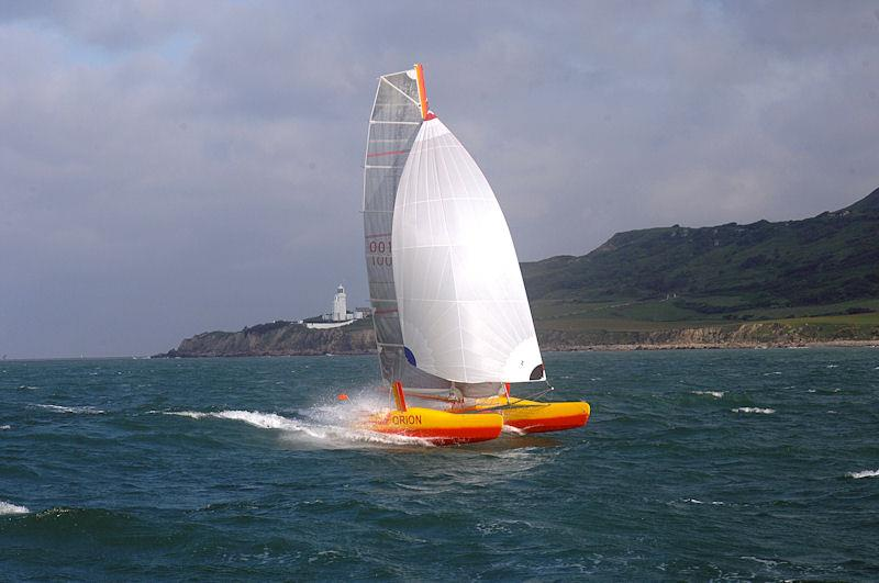Firebird Catamaran, first built in 1986 and still going strong - photo © Y&Y