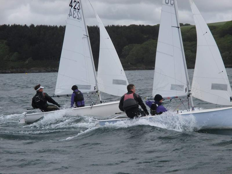 48th annual Firefly Southwestern Championship at Restronguet Sailing Club