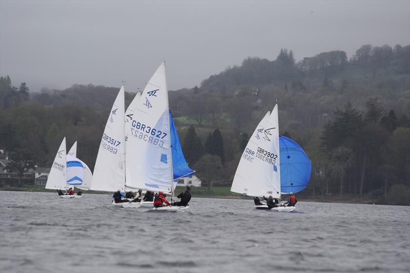 Flying Fifteen Northern Area Championship on Windermere photo copyright Jeremy Arnold taken at Royal Windermere Yacht Club and featuring the Flying Fifteen class
