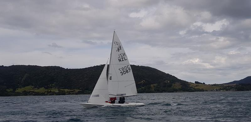 Flying Fifteen National Championships - Bream Bay - March 2020 photo copyright Boaties.co.nz taken at  and featuring the Flying Fifteen class