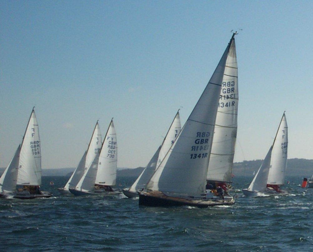 Lymington Town Sailing Club Solent Circuit
