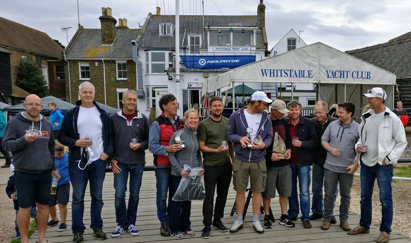 22nd Forts Race Weekend at Whitstable - photo © Robert Govier