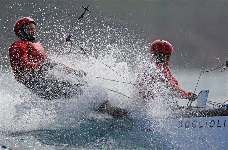 Day 1 - 11th St. Barth Cata Cup - photo © Pascal Alemany