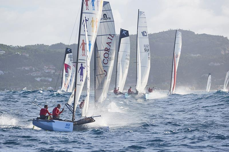 2018 St. Barth Cata Cup - photo © Michael Gramm