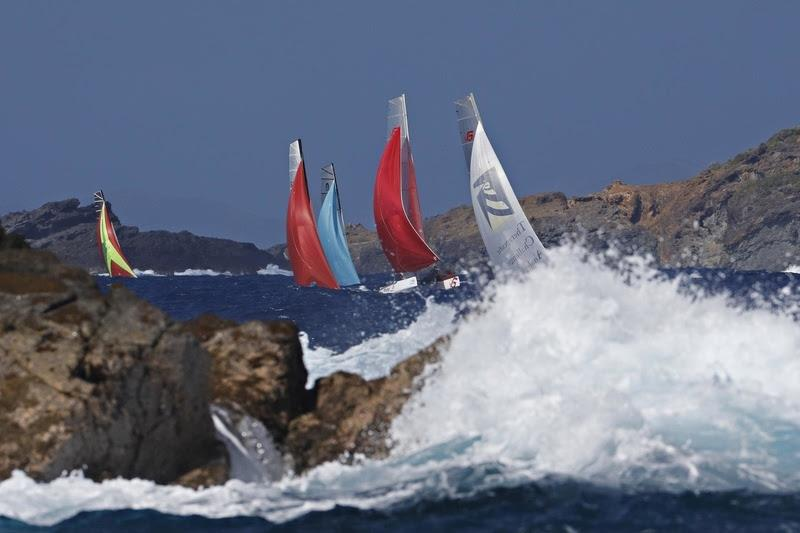 St. Barth Cata-Cup - Day 2 - photo © Pascal Alemany