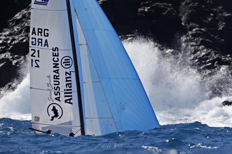 St. Barth Cata-Cup - Day 3 - photo © Pascal Alemany